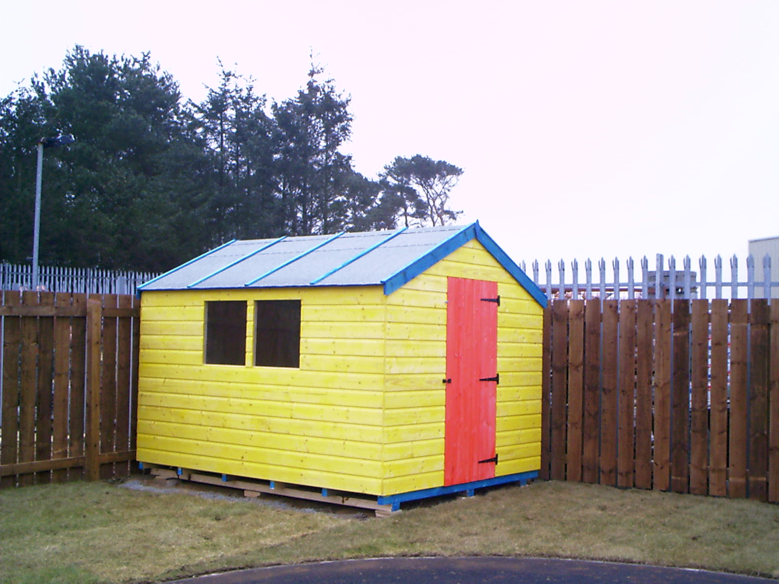 loren outdoor storage sheds perth